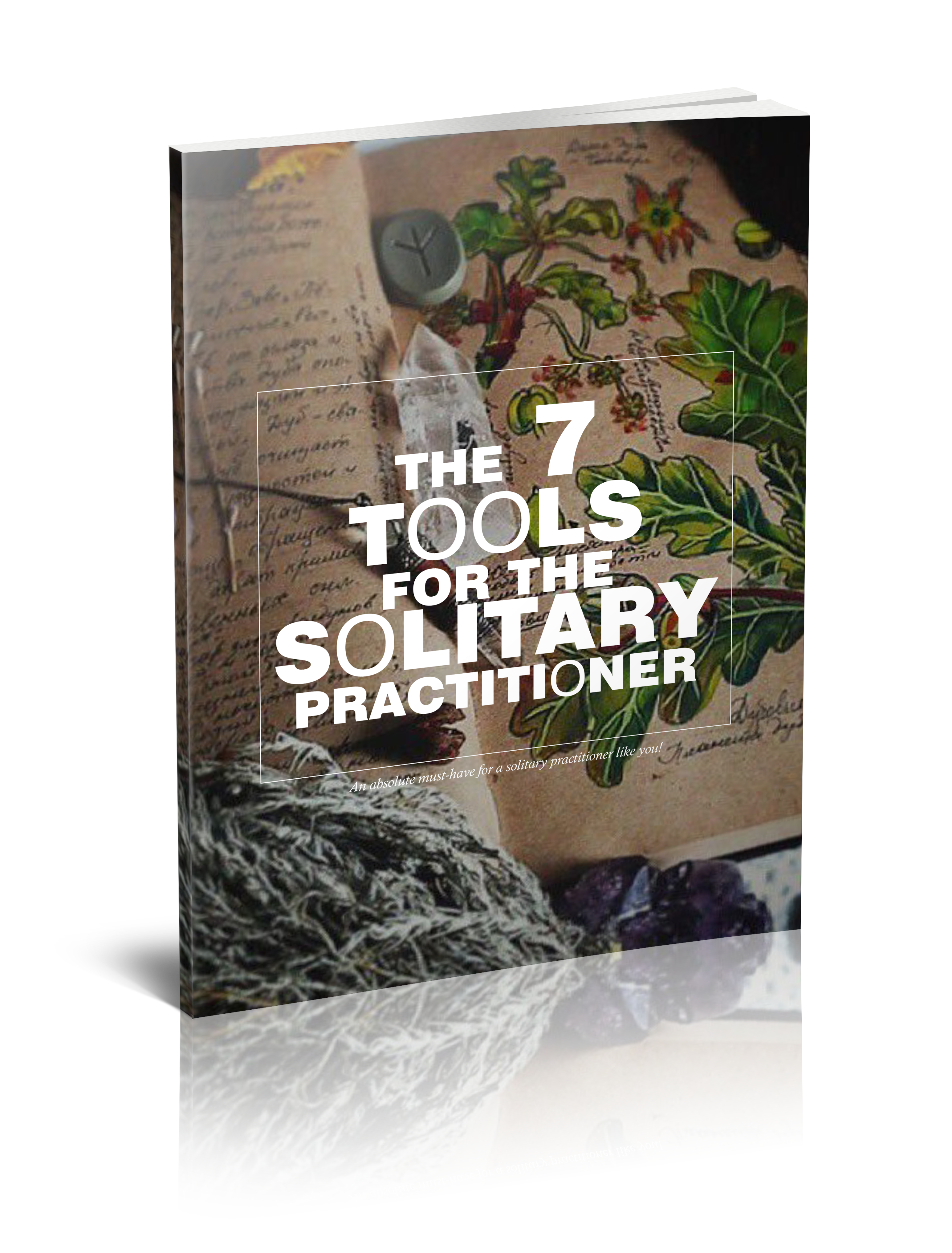 The 7 Tools for the Solitary Wiccan Optin |